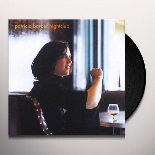 Patricia Barber NIGHTCLUB (BONUS TRACK) (OGV) (Vinyl)