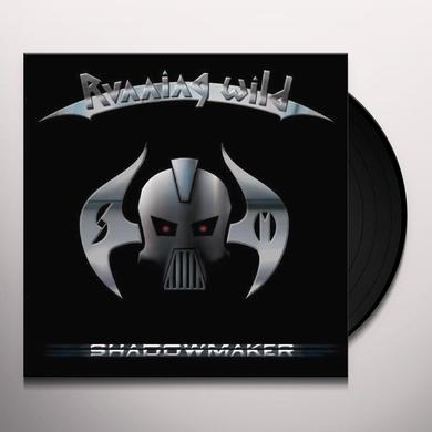 Running Wild SHADOWMAKER Vinyl Record