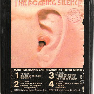 Manfred Mann'S Earth Band ROARING SILENCE Vinyl Record