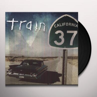 Train CALIFORNIA 37 Vinyl Record