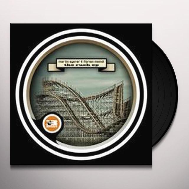 Martin Eyerer & Florian Meindl RUSH (EP) Vinyl Record