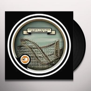 Martin Eyerer & Florian Meindl RUSH Vinyl Record