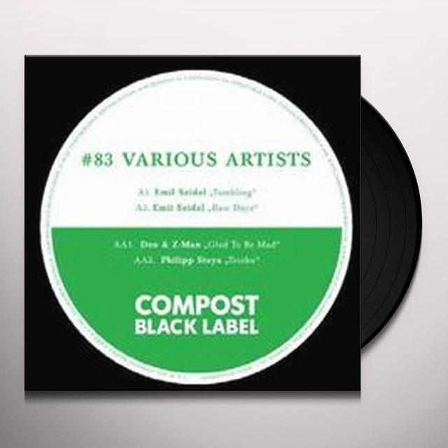 Emil / Deo Seidel & Philip Z-Man / Stoya COMPOST BLACK LABEL 83 Vinyl Record