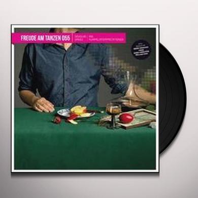 Douglas Greed KRL KUMPELINTERPRETATIONEN Vinyl Record