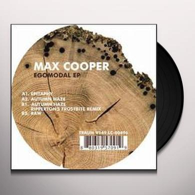 Max Cooper EGOMODAL Vinyl Record