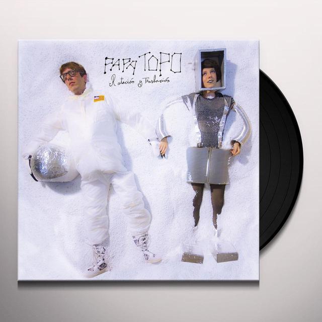 Papa Topo ROTACION Y TRASLACION Vinyl Record