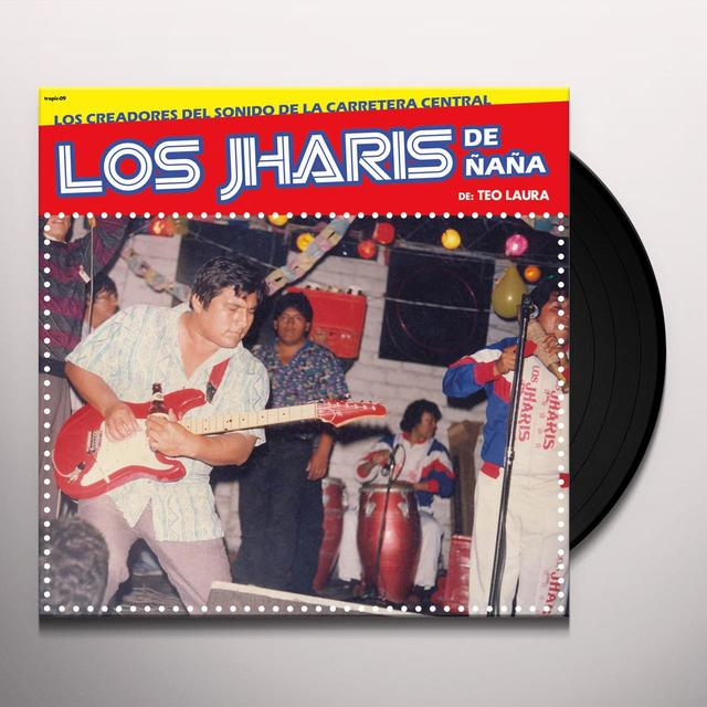 Jharis De Nana CREADORS DEL SONIDO DE LA CARRETERA CENTRAL Vinyl Record - Limited Edition