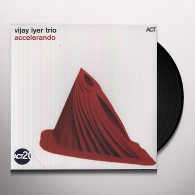 Vijay Iyer ACCELERANDO Vinyl Record