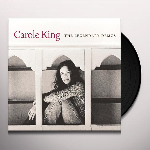 Carole King LEGENDARY DEMOS Vinyl Record