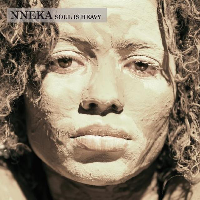 Nneka SOUL IS HEAVY (BONUS CD) Vinyl Record
