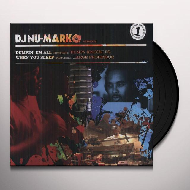 Dj Nu-Mark BROKEN SUNLIGHT 1 Vinyl Record