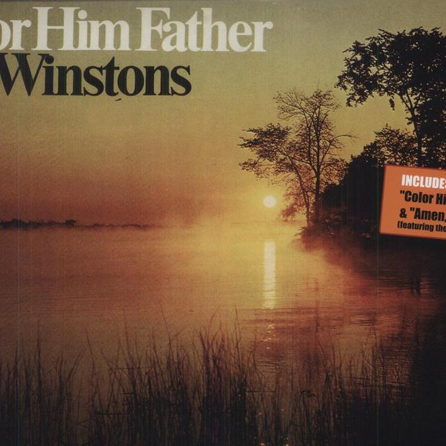 Winstons COLOR HIM FATHER Vinyl Record