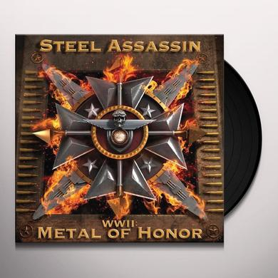 Steel Assassin WWII: METAL OF HONOR Vinyl Record