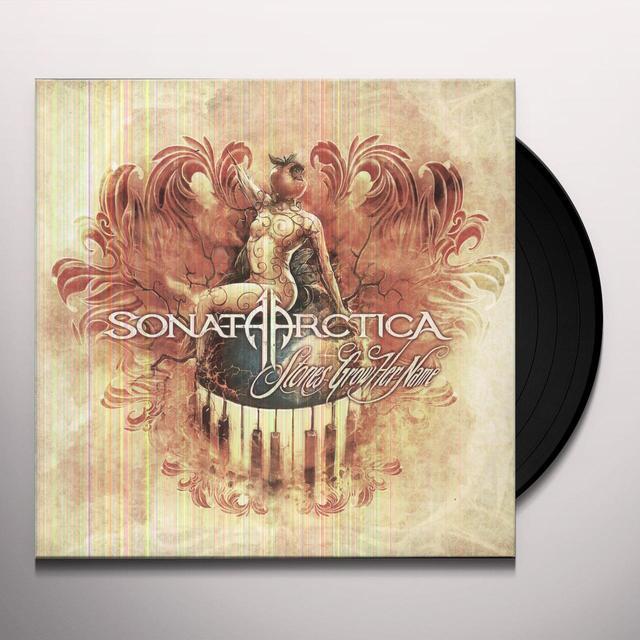 Sonata Arctica STONES GROW HER NAME Vinyl Record