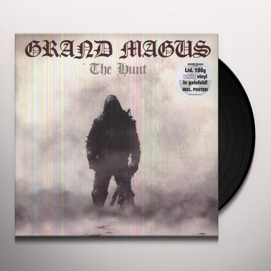 Grand Magus HUNT Vinyl Record