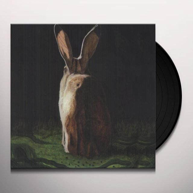 Alexander Tucker THIRD MOUTH Vinyl Record