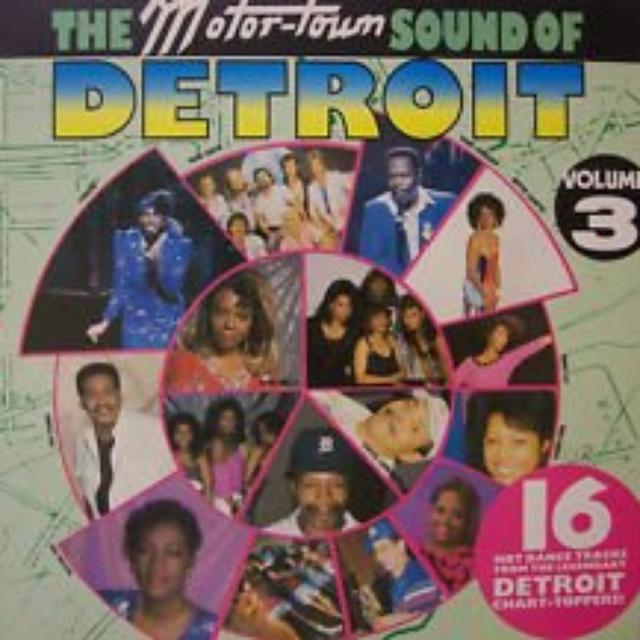 Motortown Sound Of Detroit 3