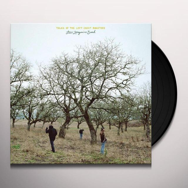 Lewi Longmire Band TALES OF LEFT COAST ROASTERS Vinyl Record