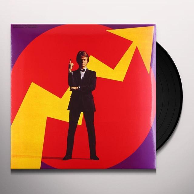 Claude François COMME D'HABITUDE Vinyl Record - 180 Gram Pressing