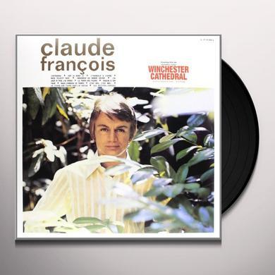 Claude François J'ATTENDRAI Vinyl Record
