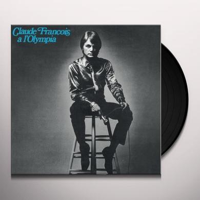 Claude François OLYMPIA 1969 Vinyl Record - 180 Gram Pressing
