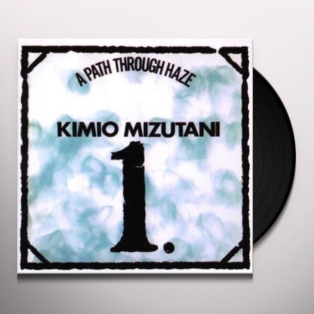 Kimio Mizutani A PATH THROUGH HAZE Vinyl Record