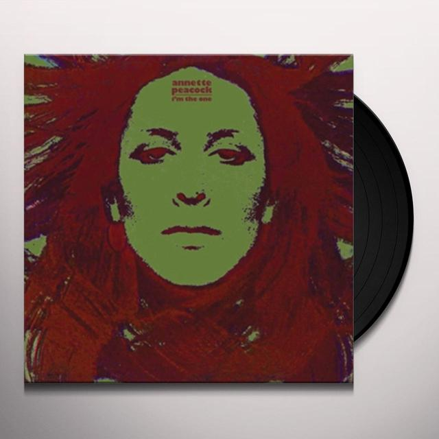Annette Peacock I'M THE ONE Vinyl Record - Limited Edition, 180 Gram Pressing