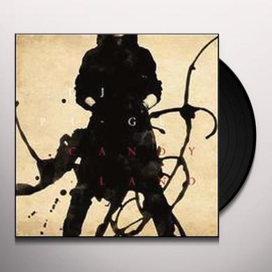 Dj Pi-Ge CANDYLAND Vinyl Record