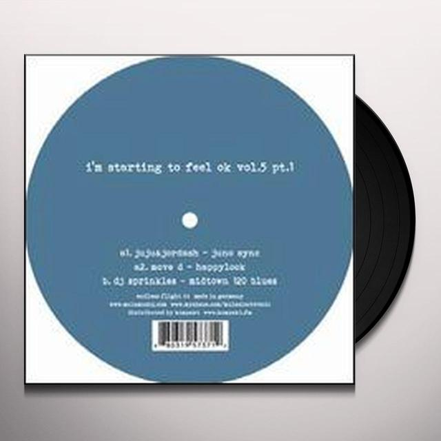 I'M STARTING TO FEEL OKAY 5 PT 1 / VARIOUS Vinyl Record