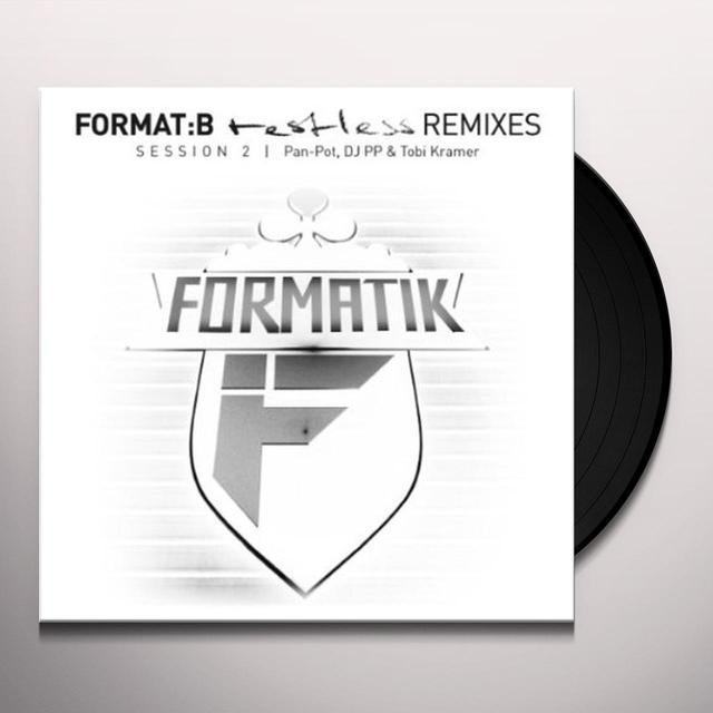 FORMAT:B - RESTLESS REMIXES 2 / VARIOUS Vinyl Record