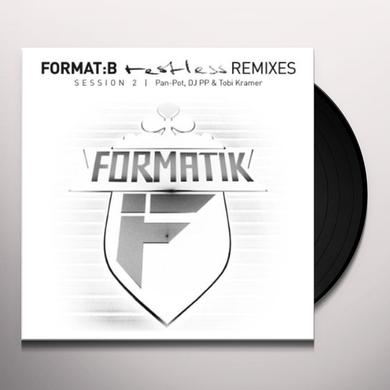 FORMAT:B - RESTLESS REMIXES 2 / VARIOUS Vinyl Record
