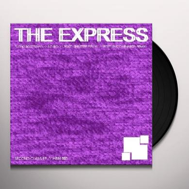 Express SECOND CLASS Vinyl Record