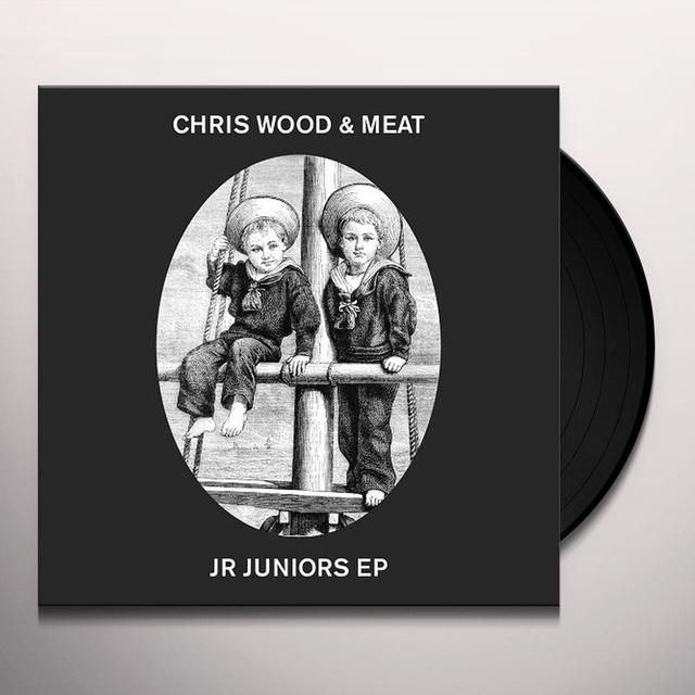 Chris Wood & Meat JR JUNIORS Vinyl Record