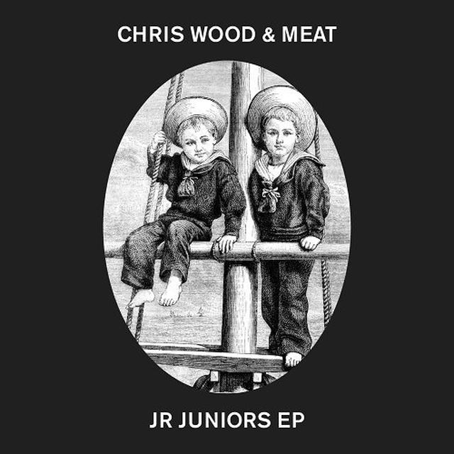 Chris Wood & Meat JR JUNIORS (EP) Vinyl Record