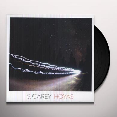 S Carey HOYAS Vinyl Record - MP3 Download Included