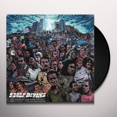 I Self Devine SOUND OF LOW CLASS AMERIKA Vinyl Record - Limited Edition, MP3 Download Included