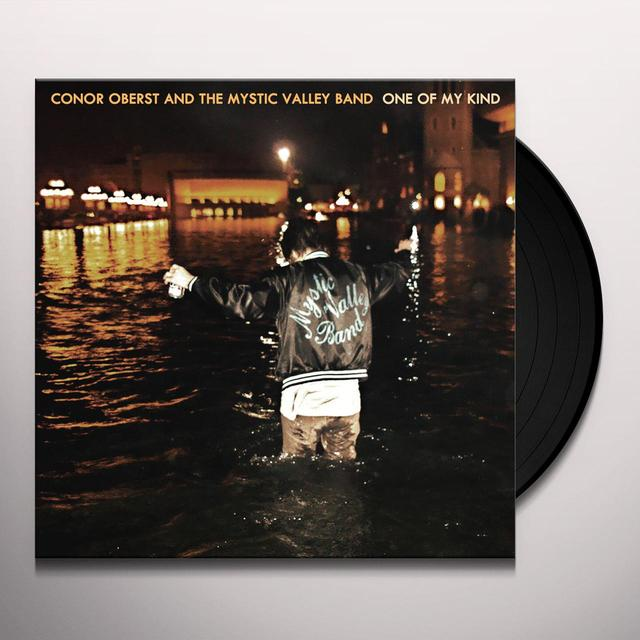Conor Oberst & The Mystic Valley Band ONE OF MY KIND  (W/DVD) Vinyl Record - w/CD