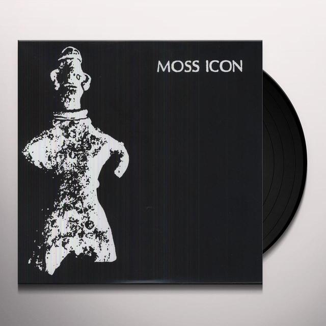 Moss Icon COMPLETE DISCOGRAPHY Vinyl Record