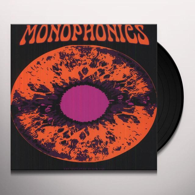 Monophonics IN YOUR BRAIN Vinyl Record - MP3 Download Included