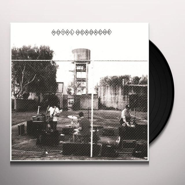 ROYAL HEADACHE Vinyl Record - MP3 Download Included