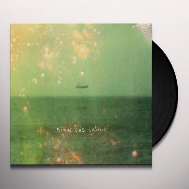 Sigur Rós VALTARI Vinyl Record - MP3 Download Included