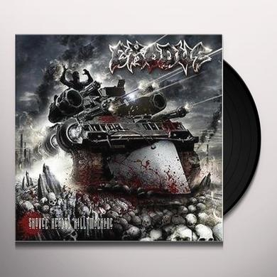 Exodus SHOVEL HEADED KILL MACHINE Vinyl Record - Limited Edition, 180 Gram Pressing