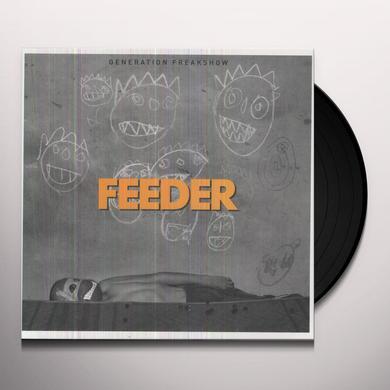 Feeder GENERATION FREAKSHOW (GER) Vinyl Record