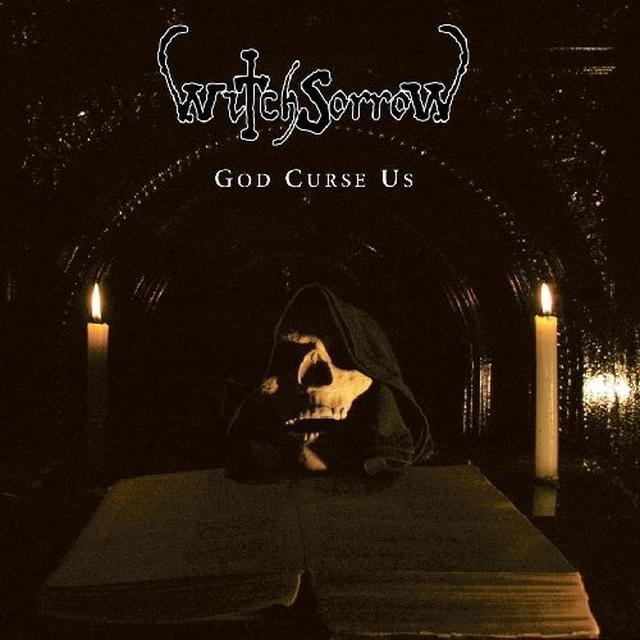 Witchsorrow GOD CURSE US Vinyl Record