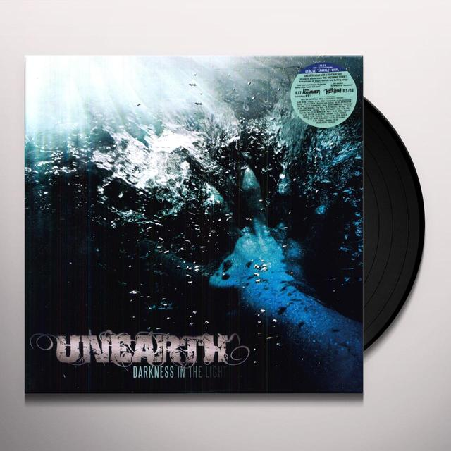 Unearth DARKNESS IN THE LIGHT (GER) Vinyl Record
