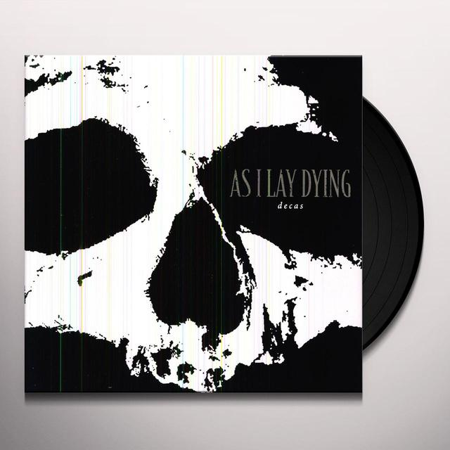 As I Lay Dying DECAS Vinyl Record - UK Release