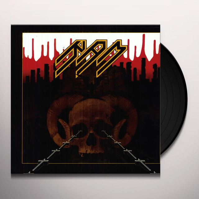 Ram DEATH Vinyl Record - UK Import