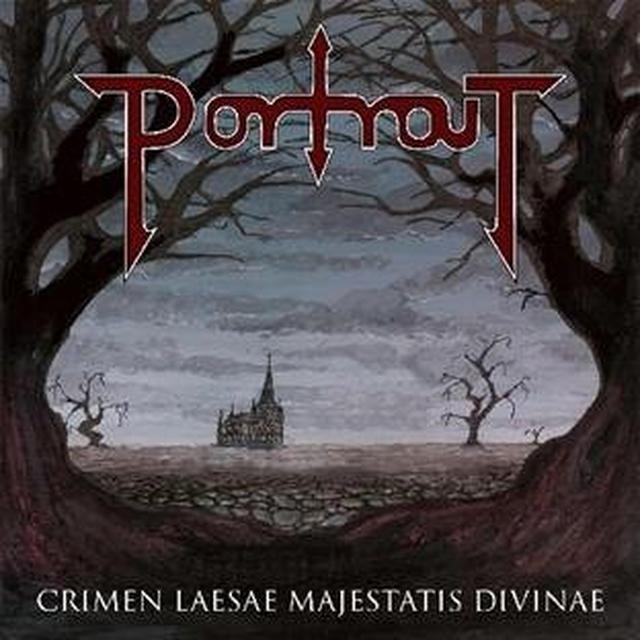 Portrait CRIMEN LAESAE MAJESTATICS DIVINAE (GER) Vinyl Record