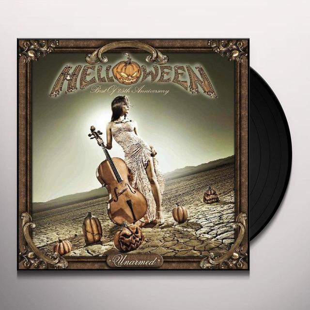 Helloween UNARMED: BEST OF 25TH ANNIVERSARY (Vinyl)