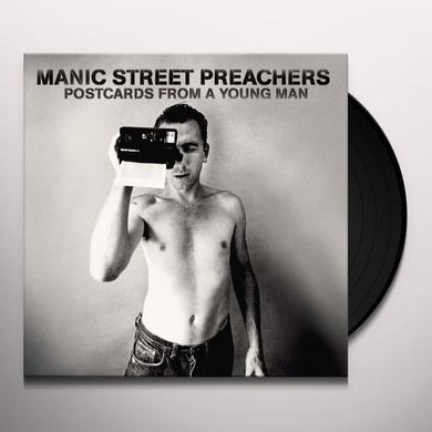 Manic Street Preachers POSTCARDS FROM A YOUNG MAN Vinyl Record